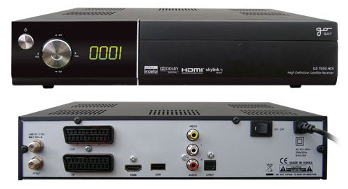GoSat GS 7050 HDi