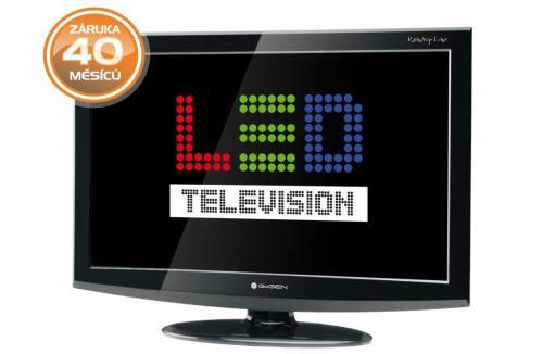 Gogen TVL32915LED - záruka
