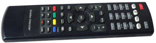 Golden Interstar GI-D900CI HD - dálkové ovládání