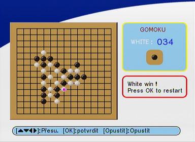 Strong 5010 Gomoku