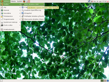 Greenie prostredi