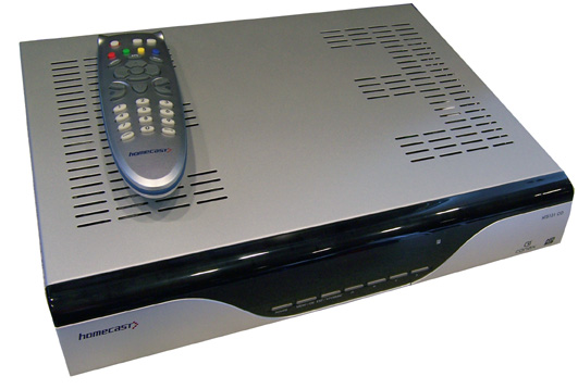 Homecast HT 5101 CO s ovladačem