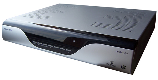 Set-top-box Homecast