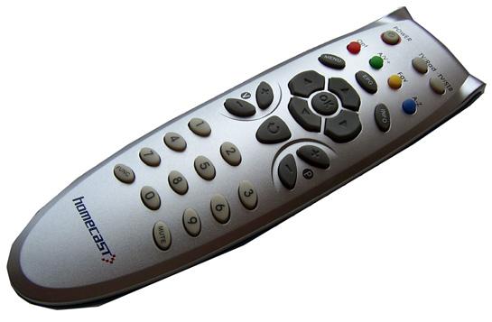 Homecast HT 5101 CO ovladac