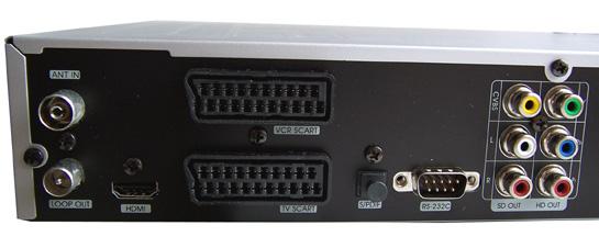 Homecast HT 5101 CO zezadu II