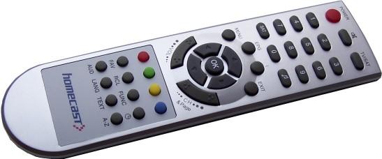 Homecast eM-1150 ovladac