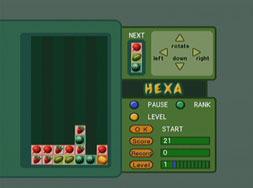 Kaon KTF-230 hry - hexa