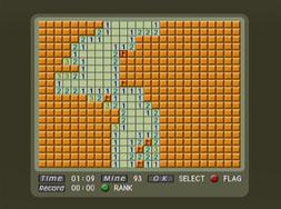 Kaon KTF-230 hry - miny