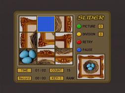 Kaon KTF-230 hry - slider