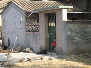 Chudoba Číny