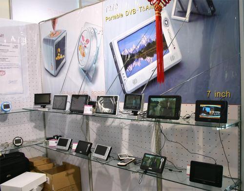 IFA přenosné LCD