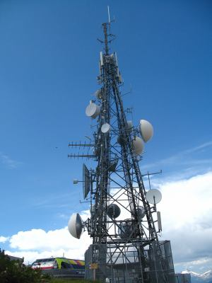 Kronplatz - vysílač 2.2