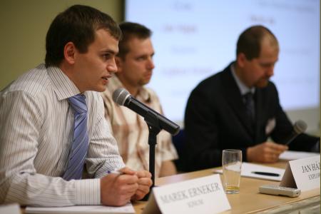 Czech Internet Forum 2006 - domény