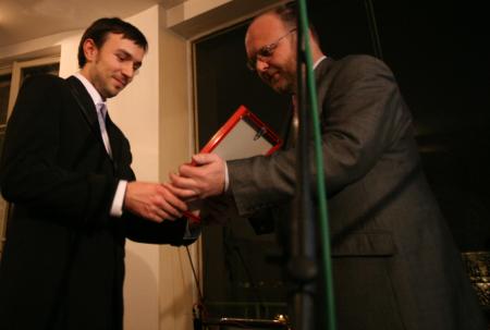 Křišťálová Lupa 2006 - Vyhledávač