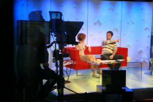 Televize Metropol - studio 1