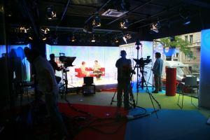 Televize Metropol - studio 2