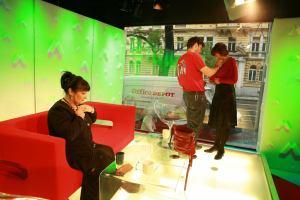 Televize Metropol - studio 3