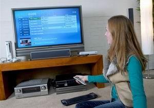 IPTV ovládání