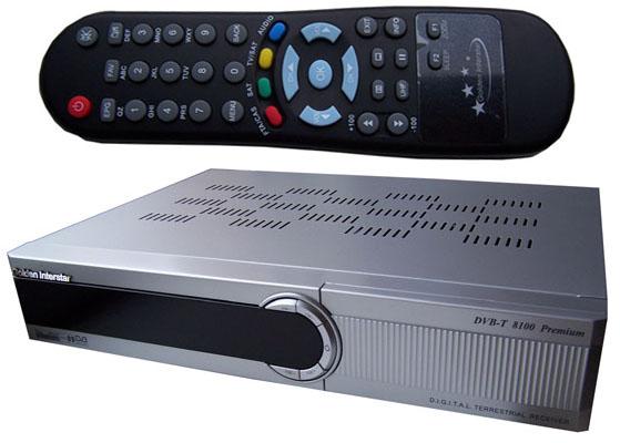 Interstar DVB-T 8100 test
