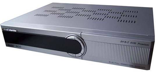 Interstar DVB-T 8100