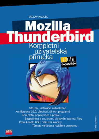 Kniha Thunderbird