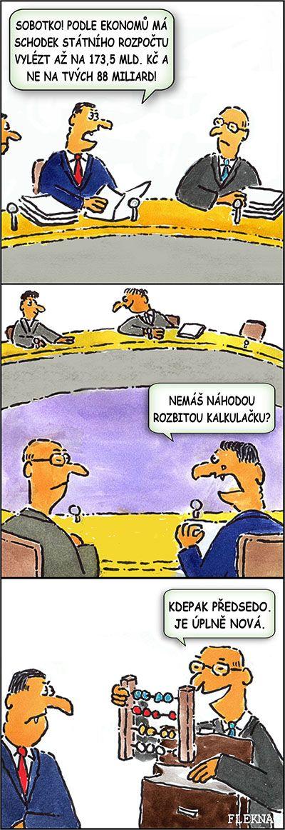 Komiks: Rozpočet