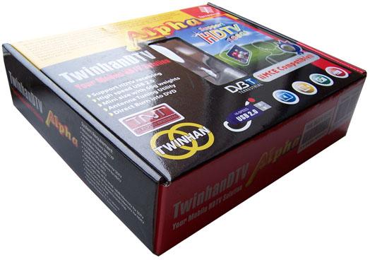 Twinhan DTV Alpha krabice