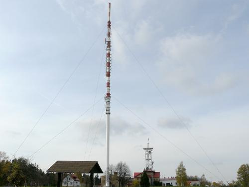 Vysílač Pardubice - Krásné