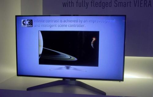 Panasonic - LCD - WT, mohutný odstavec