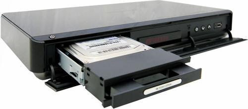 LG MS450H přední panel s diskem