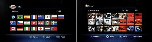 LG MS450H Picasa
