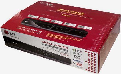 LG MS450H krabice