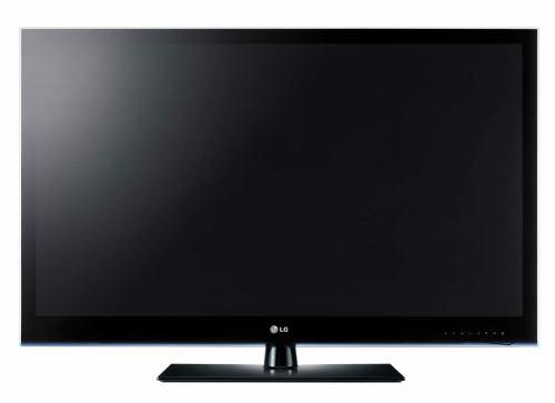 LG 42PJ650 - přední panel