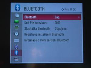 LG 42LH7000 Bluetooth