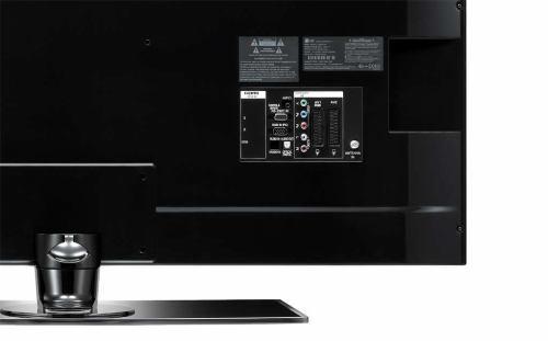 LG SL90 televizor zadní panel