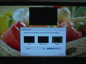 LG 42LH7000 průvodce nastavením obrazu