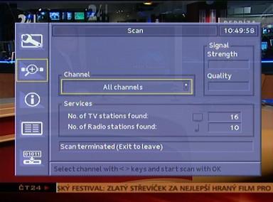 Hauppauge DEC 2000-T ladeni TV