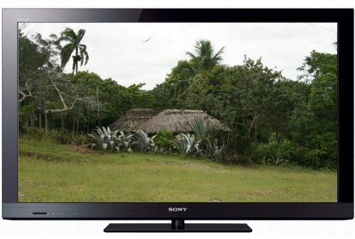 Sony KDL-40CX520 s fotkou