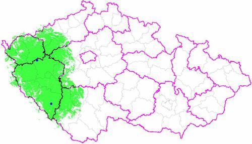 Multiplex 3 - region západní Čechy