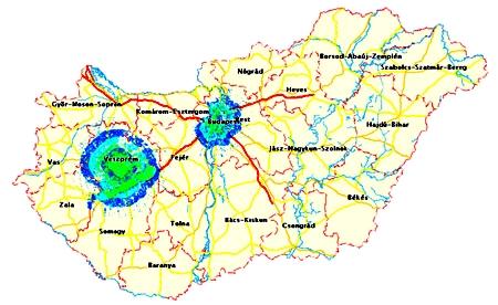 Maďarsko-mapa-experimenty