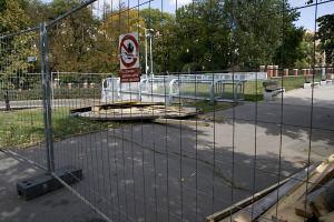 Situace na Žižkově 2.10.2008 - 3