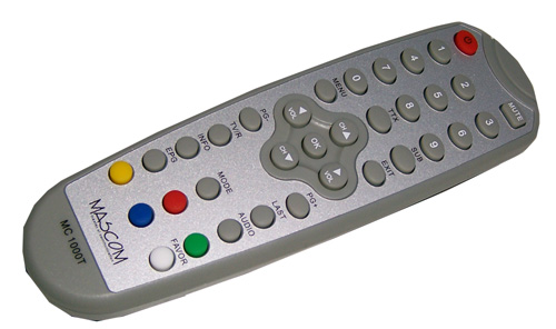 Mascom MC 1000T ovladac