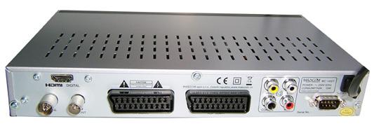 Mascom MC 1400T zezadu