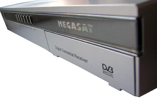 Megasat 3000T panel