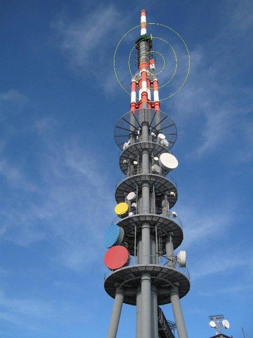 Vysílač Velká Javorina DVB-T