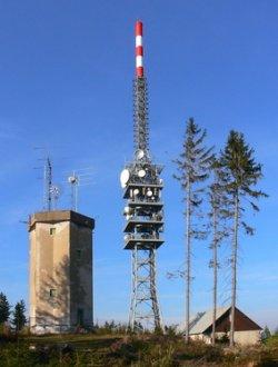 Vysílač Votice - Mezivrata
