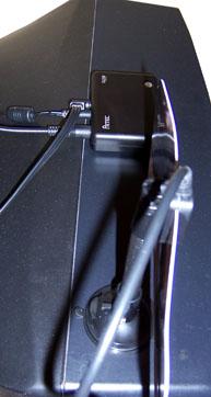 Mini Receiver na televizi