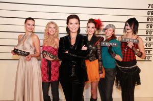Česká Miss 2011 - natáčení upoutávky - 2