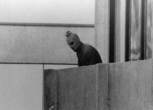 Mnichov 1972 - terorista na LOH