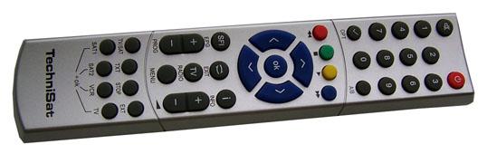 TechniSat MultyMedia TS1 ovladac